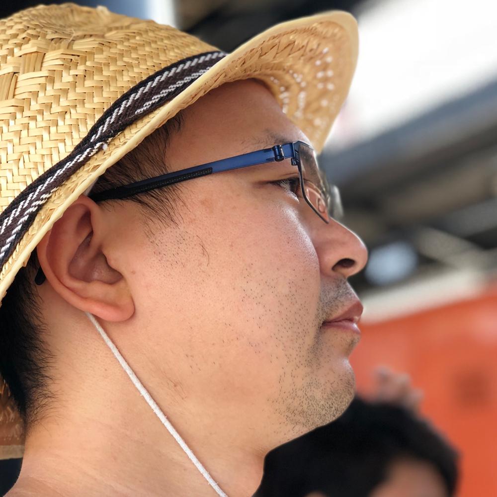 Yuki Tojima Selfie